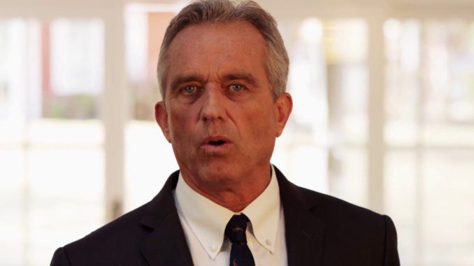"Robert F. Kennedy Jr: ""Big Pharma Completely Owns Congress"""