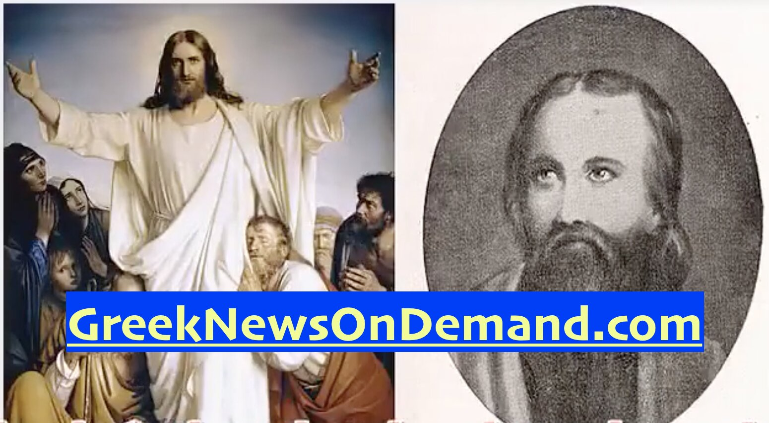 Jesus Christ 'was GREEK not Jewish', explosive Amazon Prime doc claims – Daily News