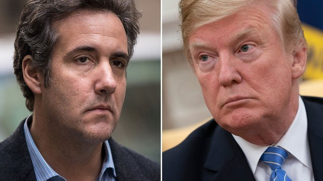 Cohen accuses Trump over WikiLeaks, calls him 'racist' and 'conman'