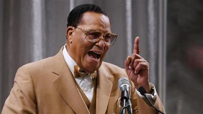 Farrakhan calls for separate state for African Americans
