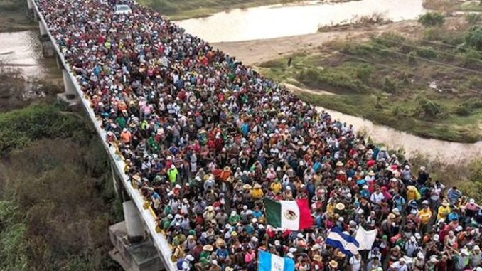 Guatemalan head of intelligence: Migrant Caravans Are a 'Well-Planned' Invasion