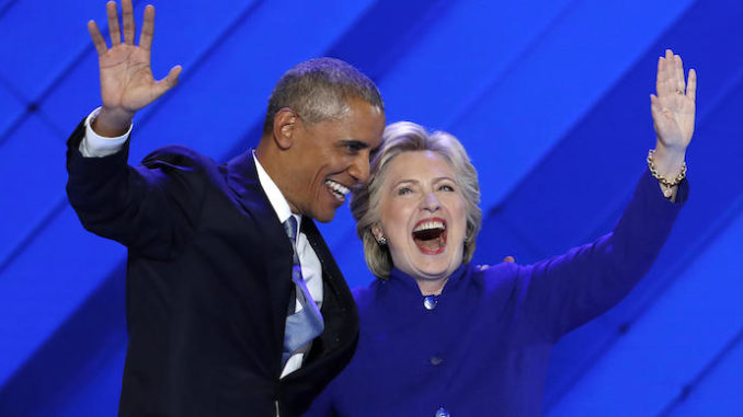 "Obama Admin Had ""Chart"" of Hillary Clinton Crimes, FOIA Docs Reveal"