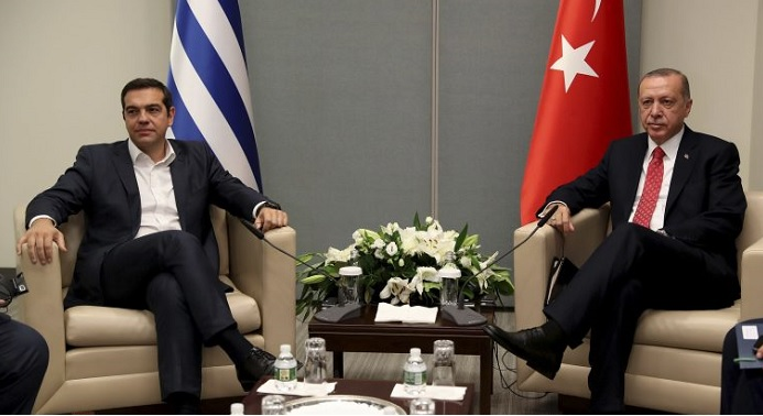 """Greek PM Tsipras Says """"Historic Steps"""" Needed in Turkish Relations"""