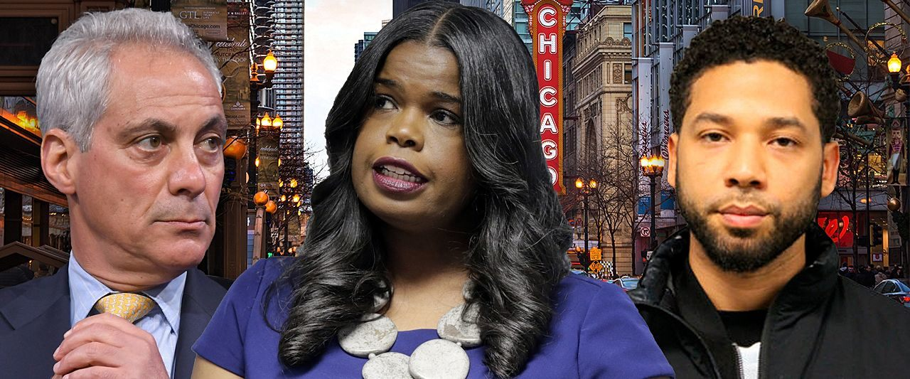 Chicago prosecutor Kim Foxx open to outside investigation into Jussie Smollett case
