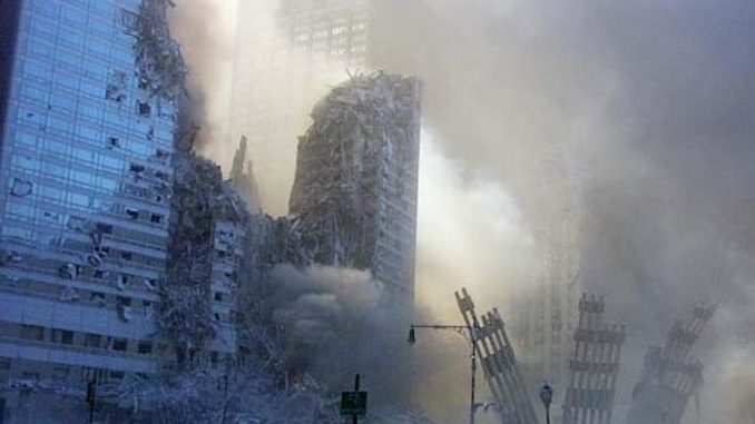 """Grand Jury Filing May Reveal Names of Who """"Blew up"""" Twin Towers"""