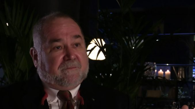 Former CIA Officer Robert David Steele: Christchurch Shooting Smells like a 'False Flag'