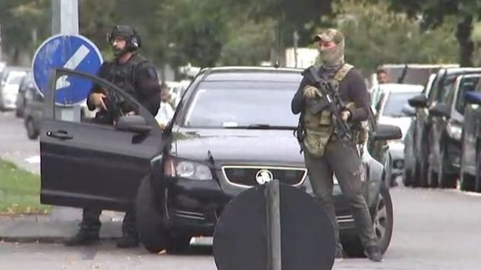 Special Forces Were in Christchurch for 'Snipers Event' Same Day as 'Shooting'