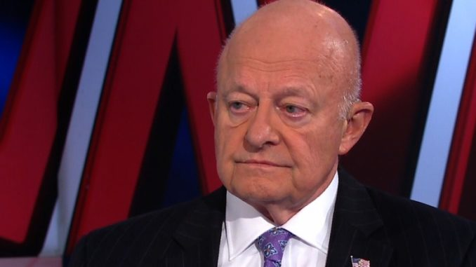 Clapper Rats on Obama; Tells CNN He Ordered Trump Spying Operation