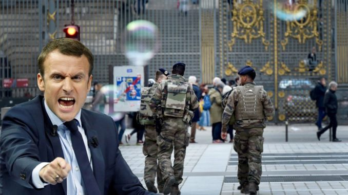 Macron to Deploy French Army to 'Defeat' Yellow Vest Revolution