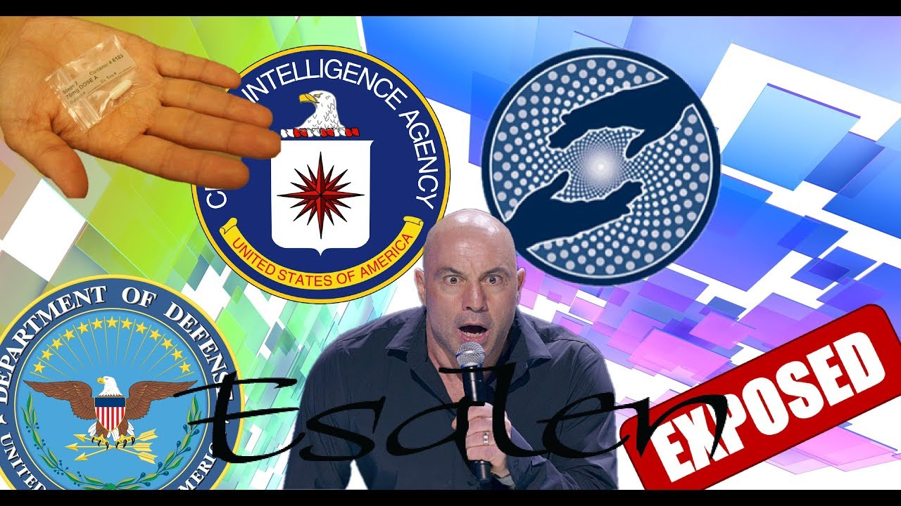 Joe Rogan Exposed. Connected to CIA, Youtube, 23andMe and….GOOGLE…