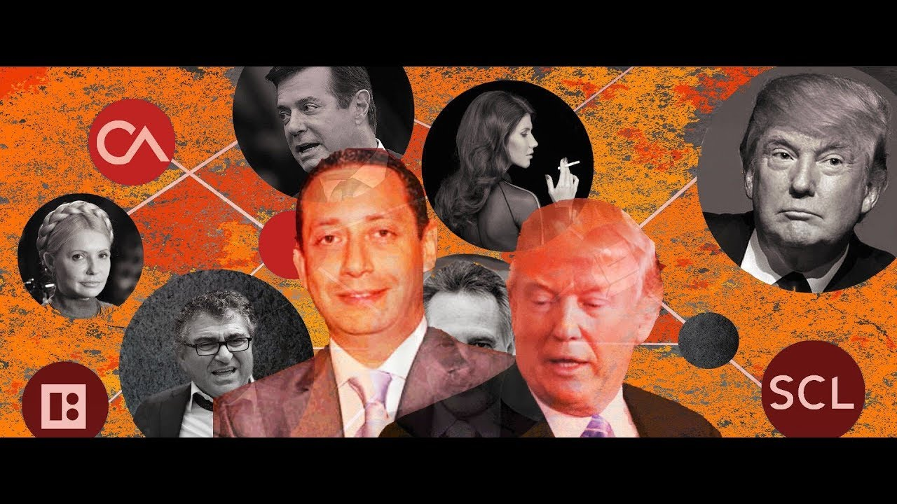Trump Pedophile Connections | SCL Erik Prince, PNAC Loose Ends | Kyle Hunt w/ Matthew North