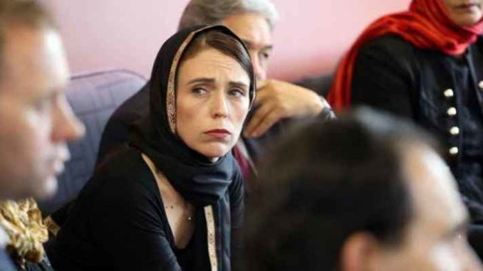 New Zealand Gov't Abolish Jesus from Parliamentary Prayer with their TRANNY PM Jacinda Ardern
