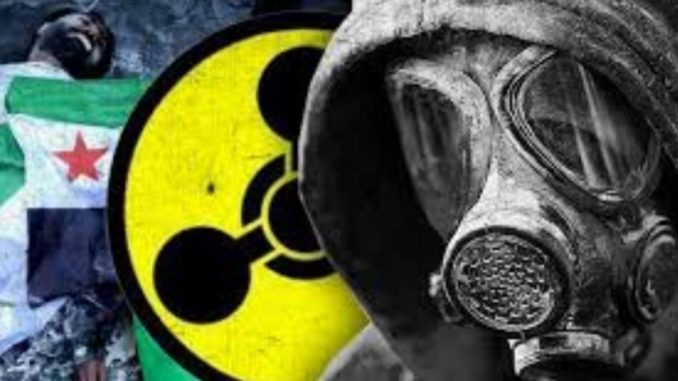French & Belgian Intelligence Are Plotting False Flag Chemical Attack In Syria To Frame Russia