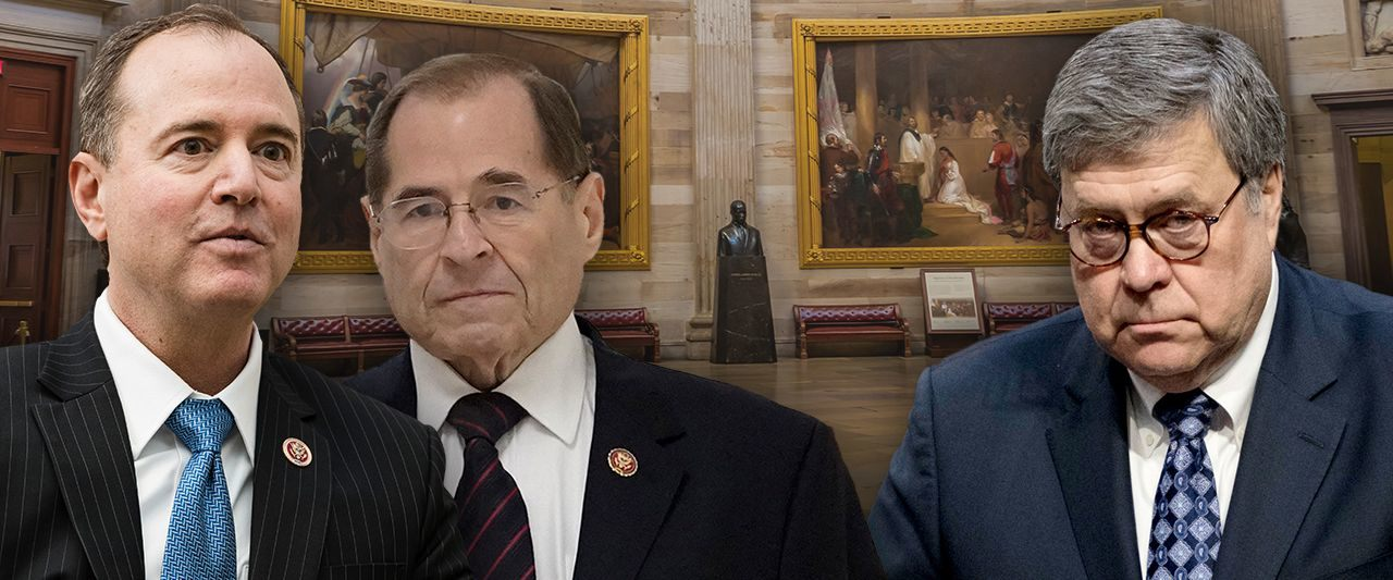 Dems rage against Barr for backing claims of Trump campaign 'spying' by FBI