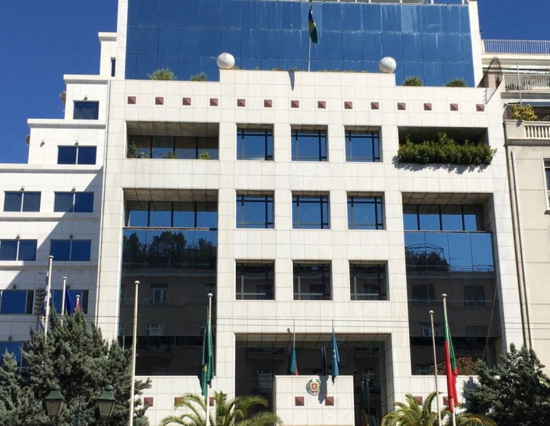 Hines Buys Iconic Greece Office Asset