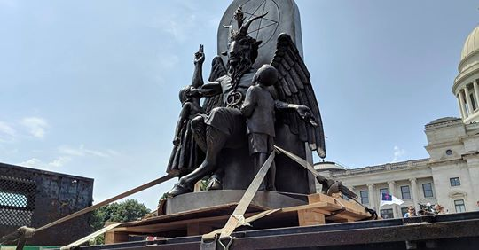 Satanic Temple designated as church, given tax-exempt status by IRS: 'Satanism is here to stay'