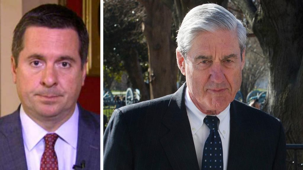 Nunes to send eight criminal referrals to DOJ concerning leaks, conspiracy amid Russia probe