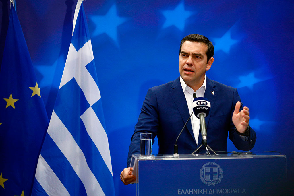 With The OK From Europe, Greece Receives 1 Billion Euros For Debt Relief And Early IMF Repayment