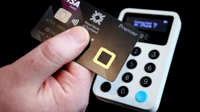 UK Launches First Biometric Bank Card