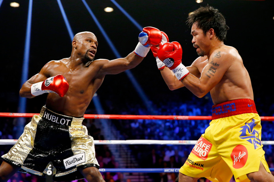 Mayweather return certain says his father as stunning rematch with Pacquiao gains momentum