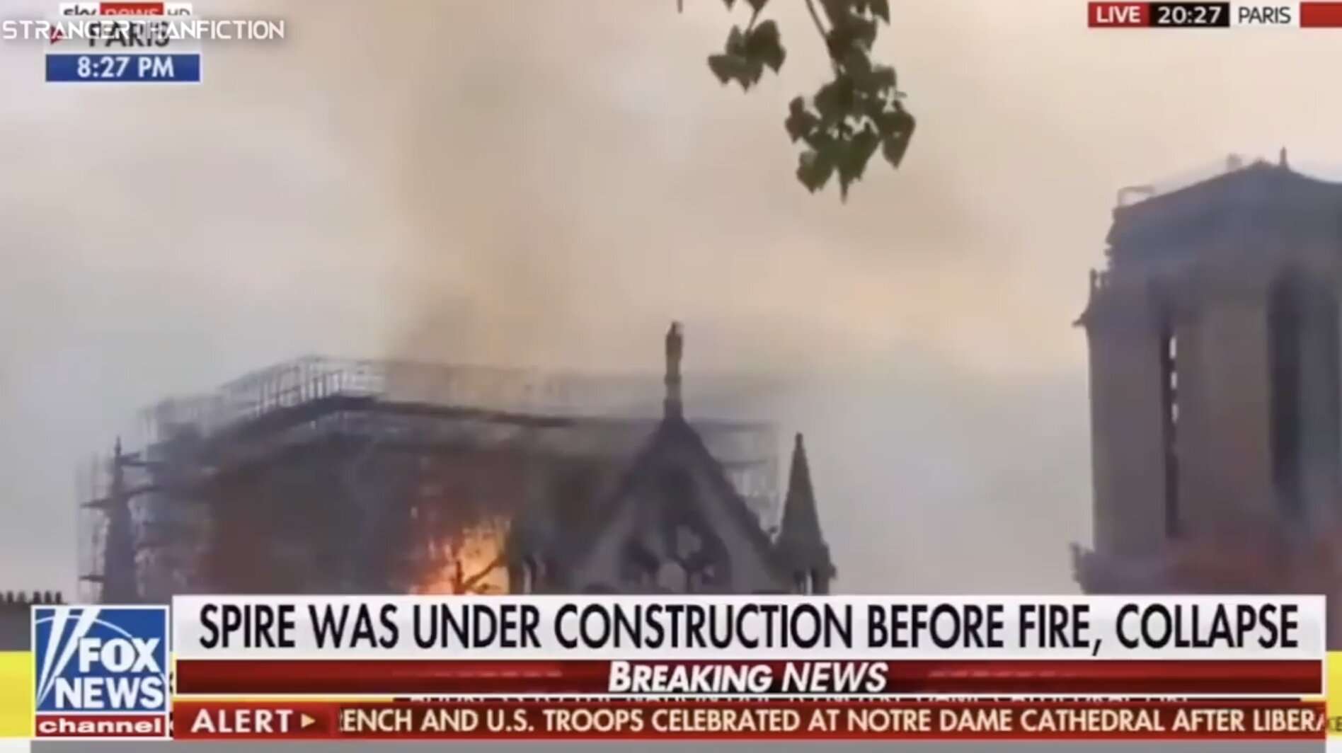 PROOF Notre Dame Fire Was NOT AN ACCIDENT (2019 – 2020)
