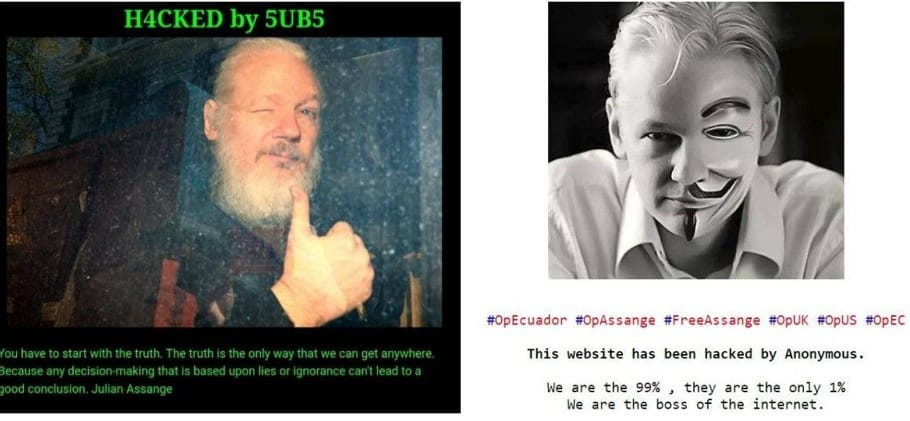 The Assange War on Ecuador: Is Assange an Agent of the Deep State?