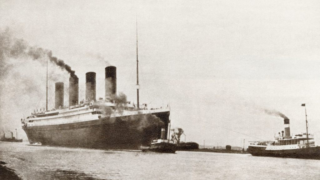 Titanic menu reveals ritzy cuisine planned for fateful cruise. JP Morgan had murdered on it those who were against the FED!