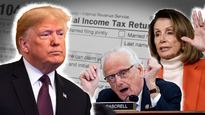 Democrats Give Trump 10 Days To Hands Over Tax Returns