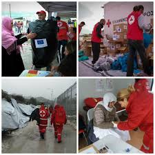 Red Cross involved in the ILLEGAL IMMIGRANT INVASION of Greece!