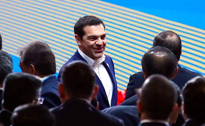PM Tsipras Tells China Greece is a Bridge Between West and East