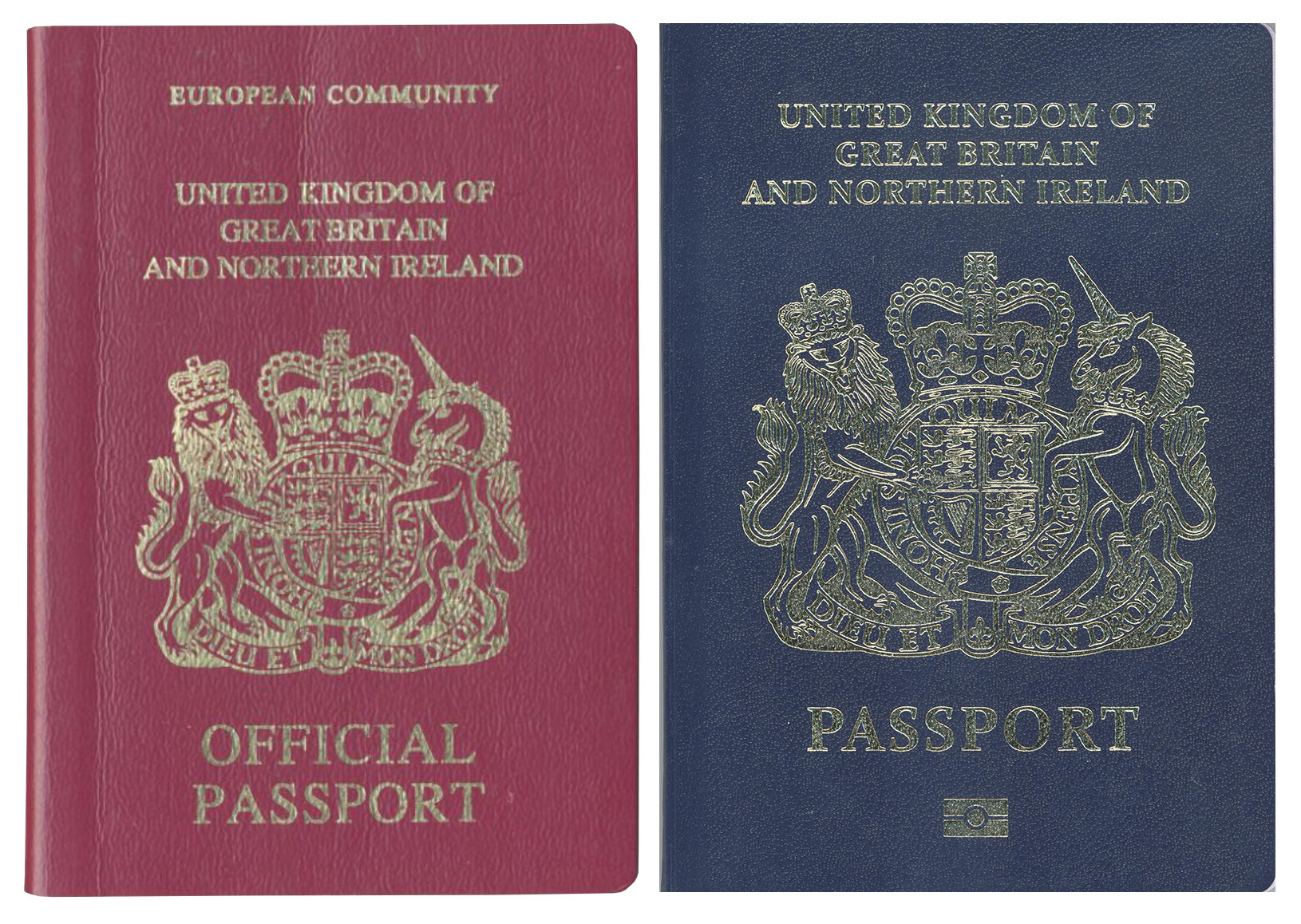 Brexit Is Happening Now (at Least on Some U.K. Passports)