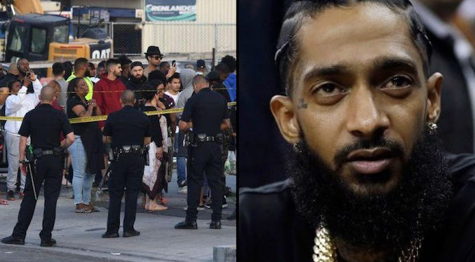 Nipsey Hussle, Rapper Making Film About Holistic Doctor's Death who found cure for cancer & AIDS, Shot Dead