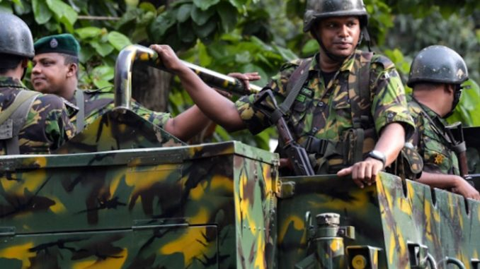 Sri Lankan Police Warned Islamic Extremists Were Plotting to Bomb Churches On Easter