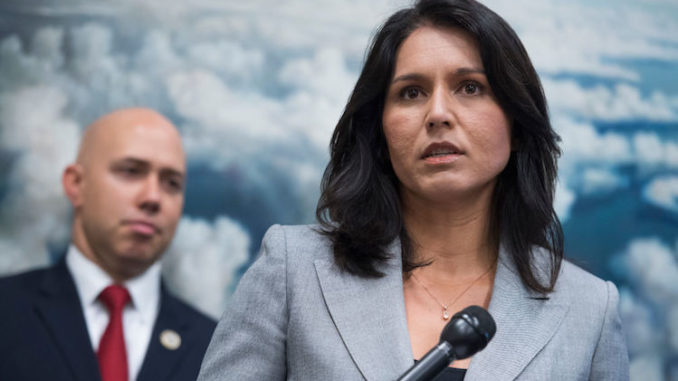 Tulsi Gabbard: U.S. Gov't Hiding Saudi Role in Sri Lanka Terror Attacks