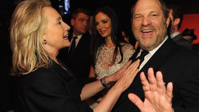 Harvey Weinstein's Attorney Accused of Sex Trafficking Kids for Clinton Pal Epstein