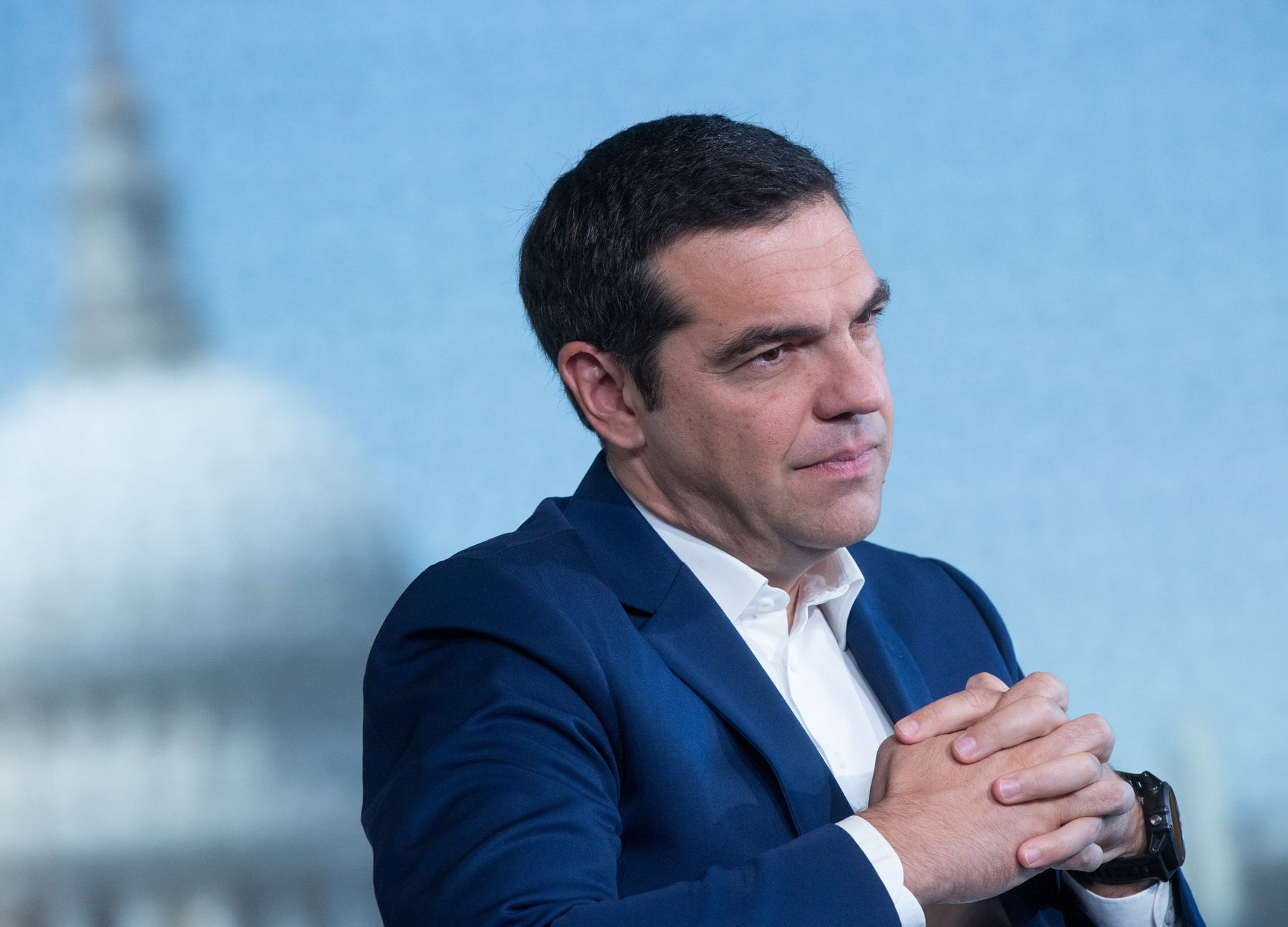 Greece Risks Sanctions From Creditors on Tsipras Surplus Cut