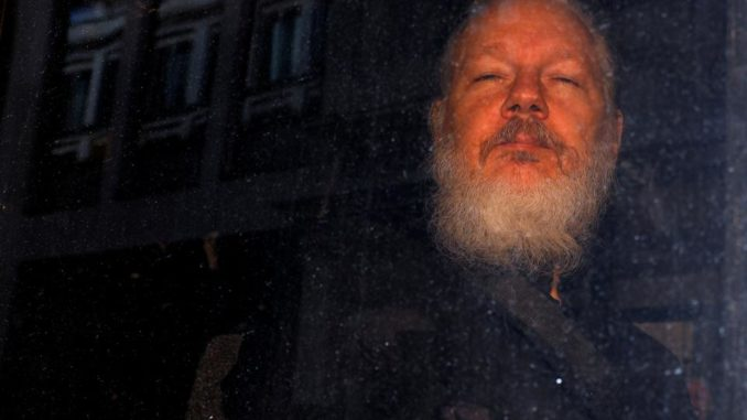Breaking: Julian Assange Hospitalized; 'Can't Hold a Normal Conversation'