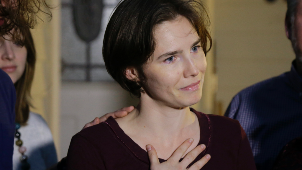 Amanda Knox to go back to Italy 12 years after murder of roommate