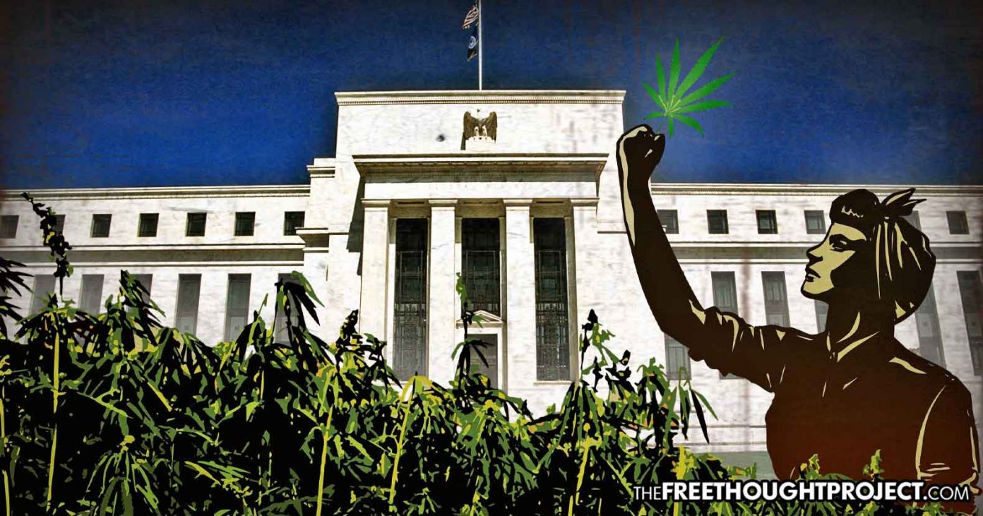 California Senate Passes Revolutionary Bill to Bypass Federal Reserve, Create Cannabis Banking Industry
