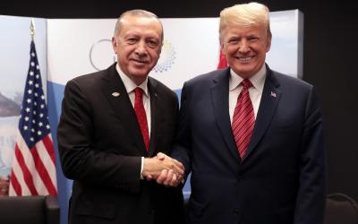 EXCLUSIVE: Trump approves Turkish offer for joint S-400 study group