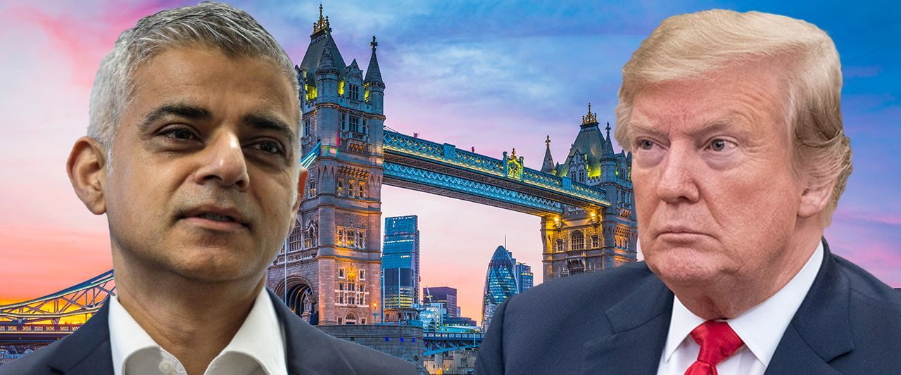 London mayor says Trump not 'in the same class' as Obama, Bush, doesn't deserve state visit