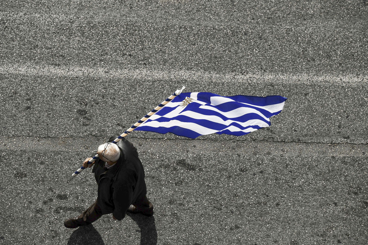 Greece Is Foreshadowing a Global Economic Crisis Again, Former Greek Finance Minister Says