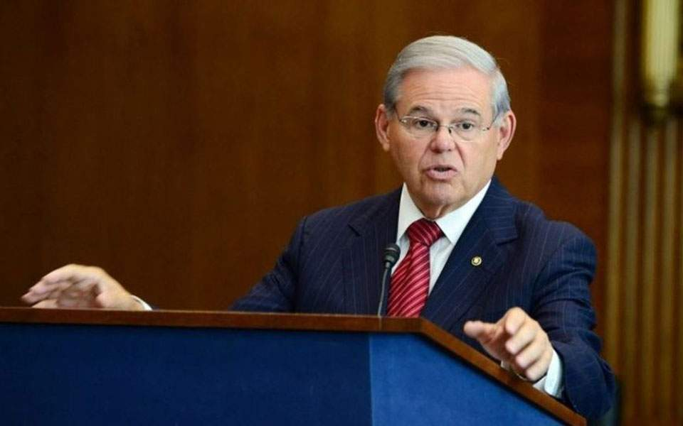 Menendez: Greece ready to play renewed leadership role in the region