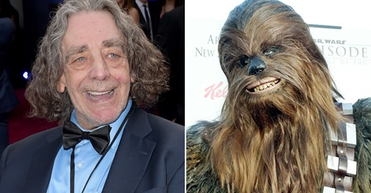 Peter Mayhew, Chewbacca in 'Star Wars,' dies at 74