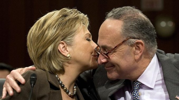 Nxivm Elite Sex Cult Had Schumer's Financial Records and Hillary's Emails