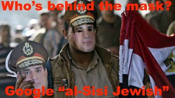 9/11 Truth Teller Mohamed Morsi Martyred by Crypto-Jew al-Sisi