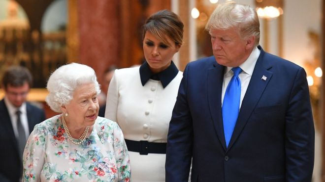 Donald Trump to join Queen for 75th D-Day anniversary
