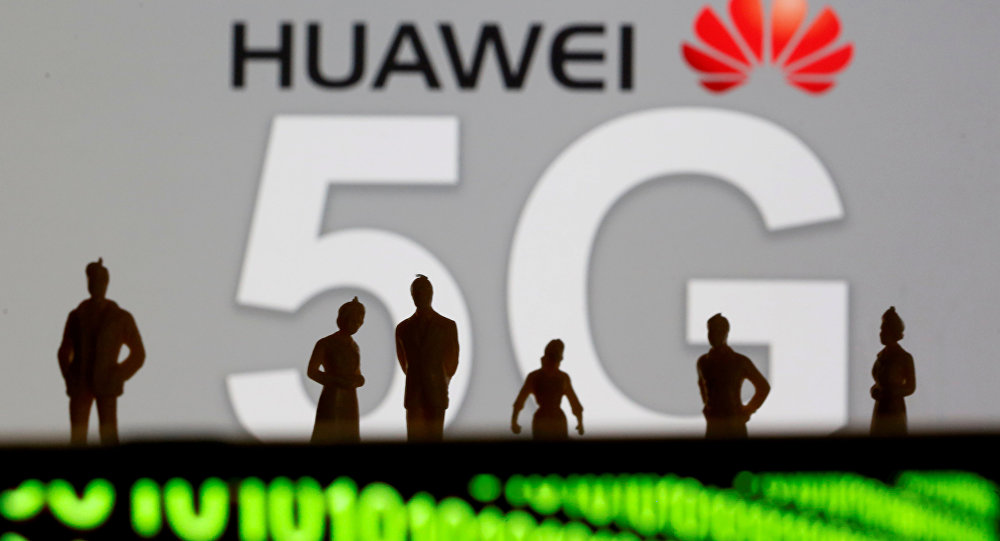 Huawei Signs Deal to Develop 5G in Russia Amid US Crackdown