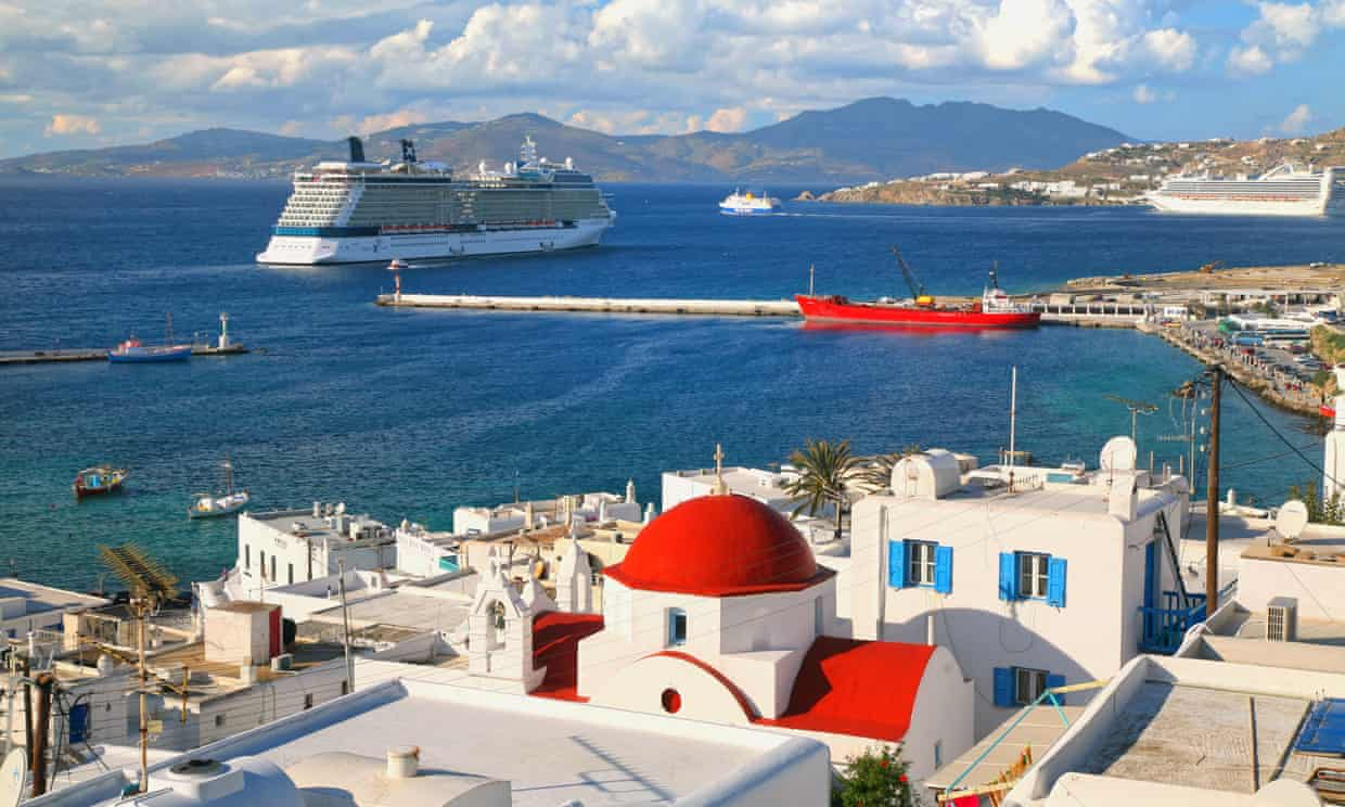 Greece sees its future as the Florida of Europe