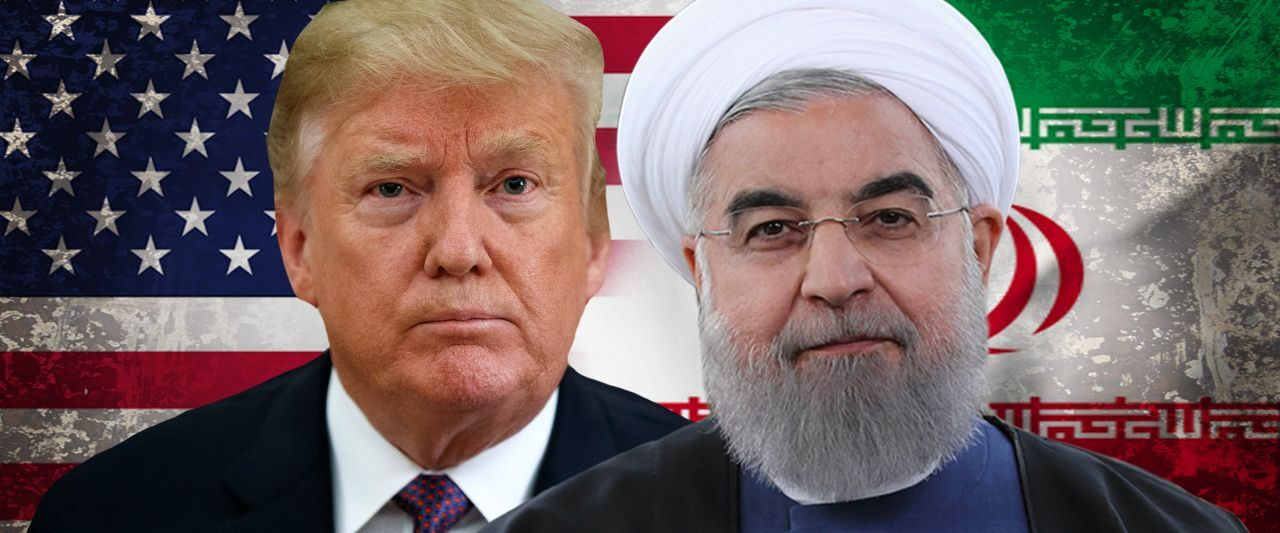 Iranian minister says no chance at diplomacy, Rouhani says WH afflicted by 'mental retardation'